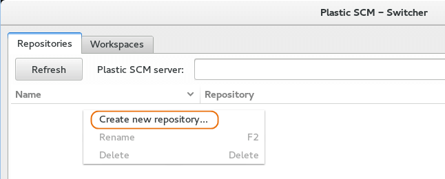 how to create svn repository in linux