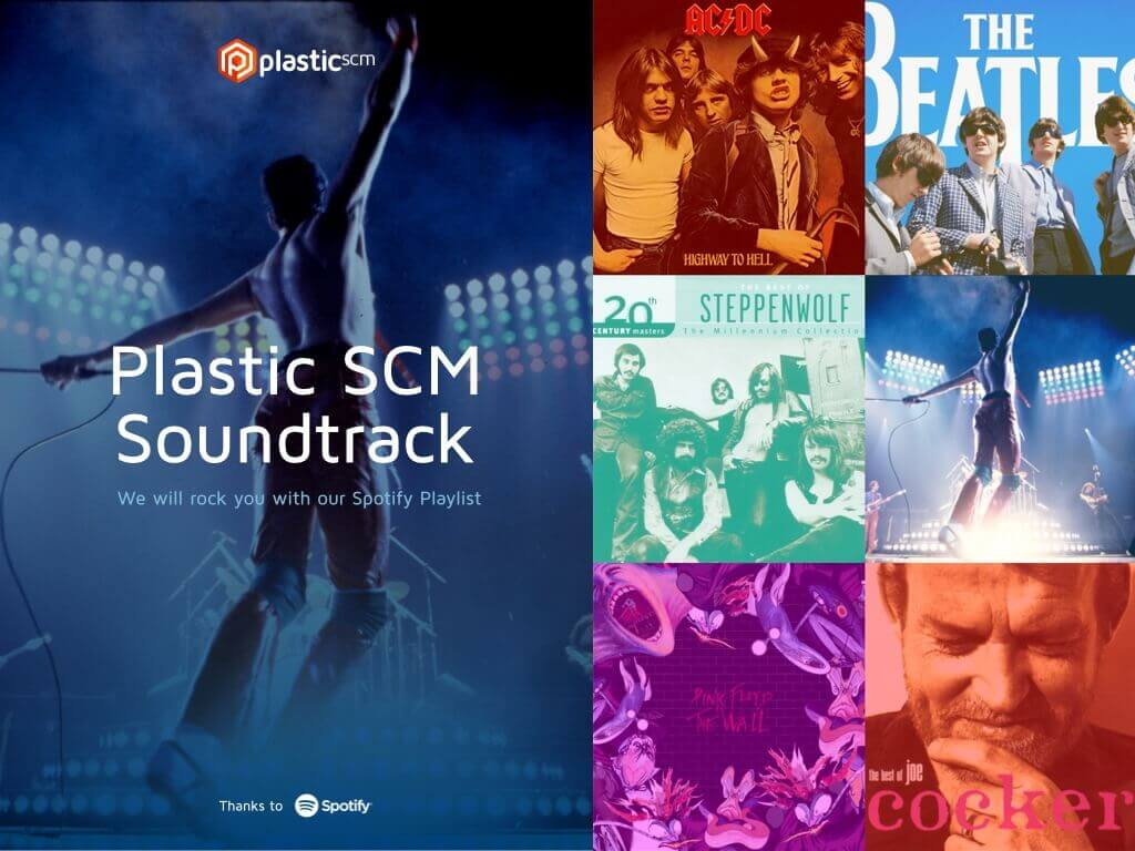 Plastic SCM Soundtrack